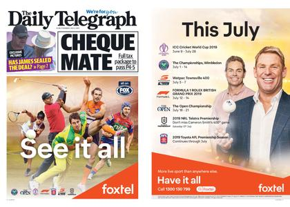 The Daily Telegraph (Sydney) – July 04, 2019
