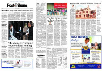 Post-Tribune – May 03, 2020