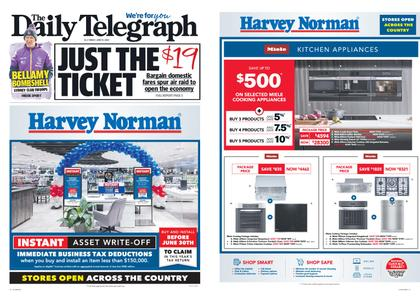 The Daily Telegraph (Sydney) – June 19, 2020