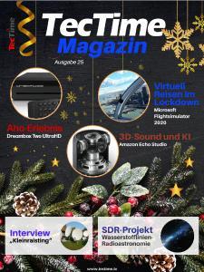 TecTime Magazin - Nr.25 2020