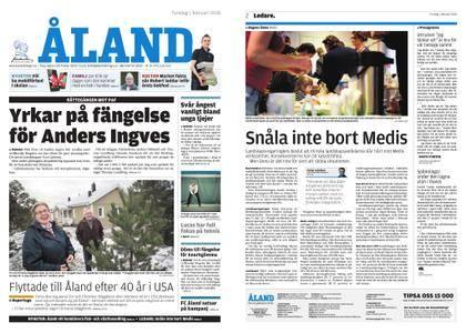 Ålandstidningen – 01 februari 2018