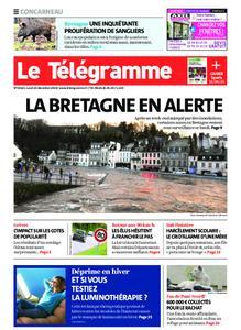Le Télégramme Concarneau – 23 décembre 2019