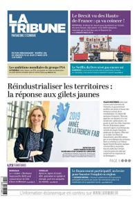La Tribune - 15 Mars 2019