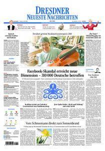 Dresdner Neueste Nachrichten - 06. April 2018
