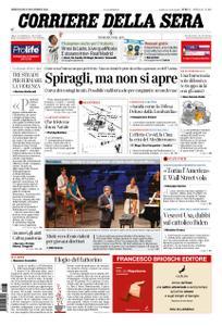 Corriere della Sera – 25 novembre 2020