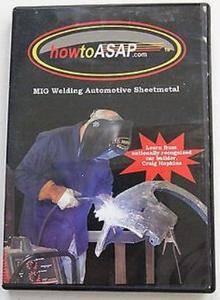 Mig Welding Automotive Sheetmetal [repost]