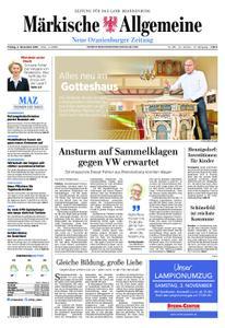 Neue Oranienburger Zeitung - 02. November 2018