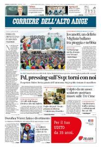 Corriere dell'Alto Adige – 25 agosto 2019