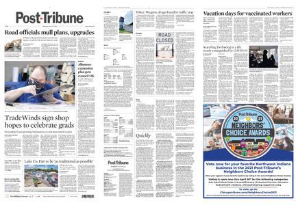 Post-Tribune – April 26, 2021