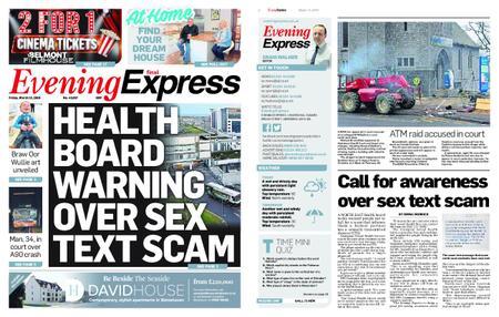 Evening Express – March 15, 2019