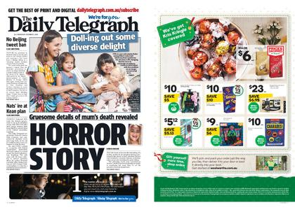 The Daily Telegraph (Sydney) – December 02, 2020