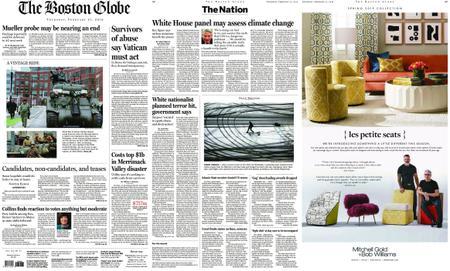 The Boston Globe – February 21, 2019