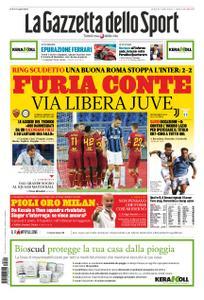 La Gazzetta dello Sport Roma – 20 luglio 2020
