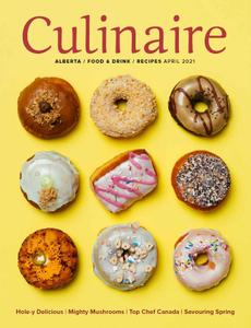 Culinaire Magazine - April 2021