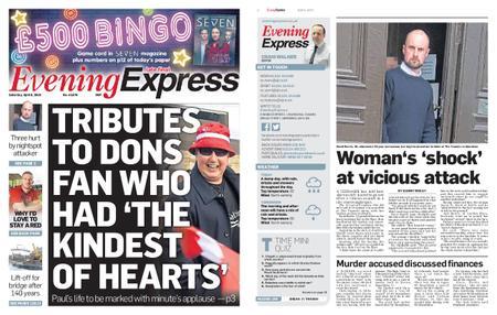 Evening Express – April 06, 2019