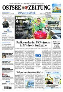 Ostsee Zeitung Wolgast - 07. April 2018
