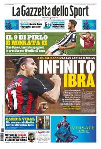 La Gazzetta dello Sport Roma – 22 settembre 2020