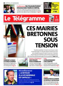 Le Télégramme Guingamp – 05 mai 2020