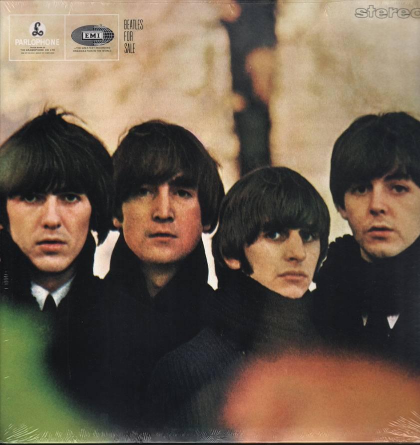 The Beatles: Stereo Vinyl Box Set (2012) [Vinyl Rip 16/44 & mp3-320]