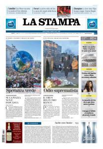 La Stampa Torino Provincia e Canavese - 16 Marzo 2019