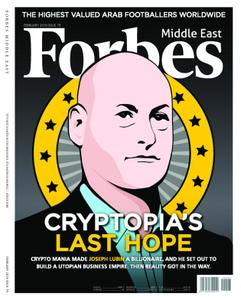 Forbes Middle East English Edition - February 2019