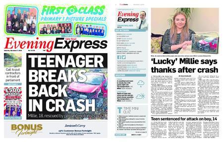 Evening Express – November 03, 2018