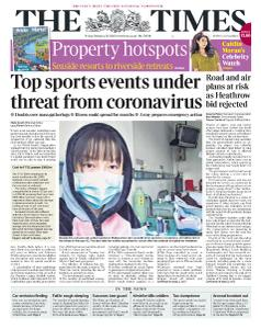 The Times - 28 February 2020