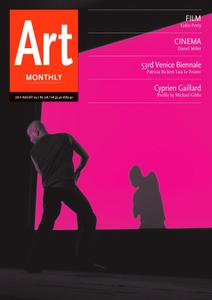 Art Monthly - Jul-Aug 2009   No 328