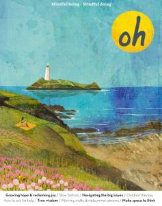 Oh Magazine - Issue 60 - Midsummer 2021