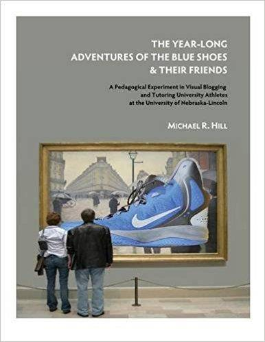 The Year-Long Adventures of the Blue Shoes & Their Friends