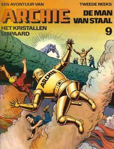 Archie De Man Van Staal - N09 - Het Kristallen Luipaard