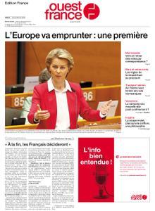 Ouest-France Édition France – 28 mai 2020