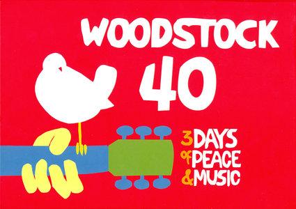 VA - Woodstock 40: 3 Days Of Peace & Music (2009) 6 CD Box Set [Re-Up]