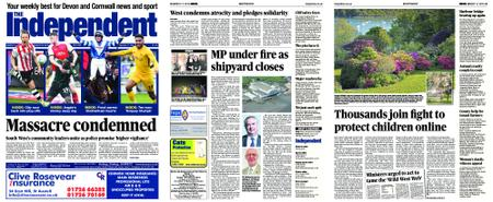 Sunday Independent Plymouth – March 17, 2019
