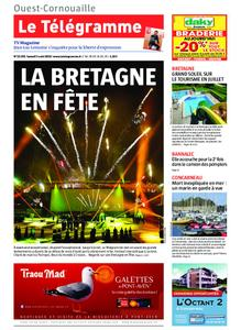 Le Télégramme Ouest Cornouaille – 03 août 2019