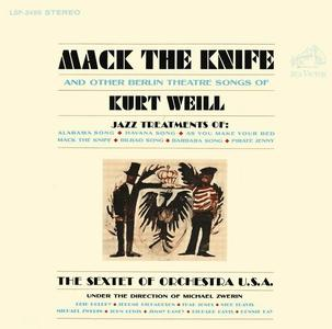 The Sextet Of Orchestra U.S.A. - Mack The Knife (1965) [Reissue 2016]
