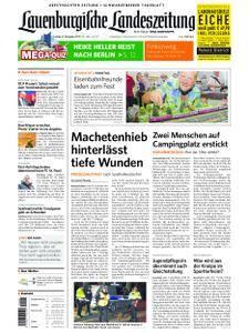 Lauenburgische Landeszeitung - 08. Dezember 2017