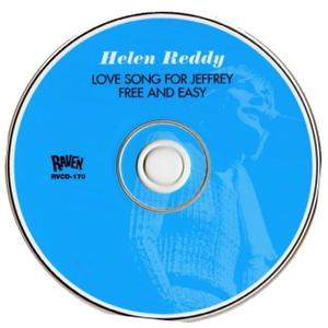 Helen Reddy - Love Song For Jeffrey (1974) & Free And Easy (1974) [2004, Remastered Reissue]