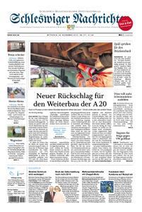 Schleswiger Nachrichten - 28. November 2018