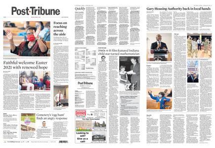 Post-Tribune – April 04, 2021