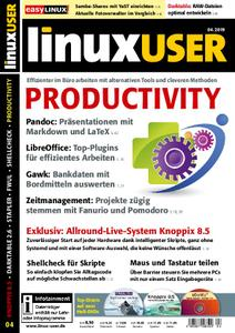 LinuxUser – April 2019