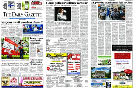 The Daily Gazette – May 29, 2020