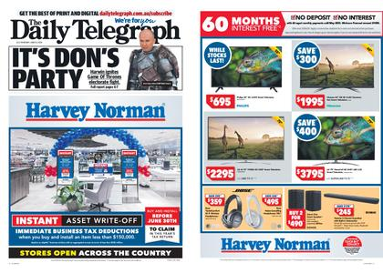 The Daily Telegraph (Sydney) – June 25, 2020