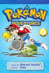 VIZ Media-Pokemon Adventures Red And Blue Vol 01 2018 Hybrid Comic eBook