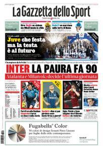 La Gazzetta dello Sport Roma – 20 maggio 2019