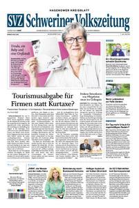 Schweriner Volkszeitung Hagenower Kreisblatt - 29. August 2019