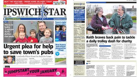 Ipswich Star – January 04, 2021