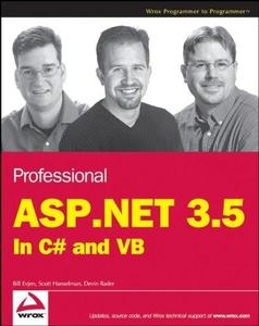 Professional ASP.NET 3.5: In C# and VB