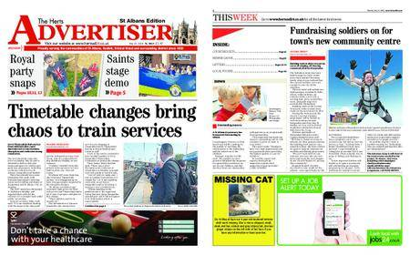 The Herts Advertiser – May 24, 2018