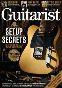 Guitarist - August 2020